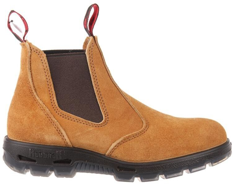 392e13e42a1 Details about Original Redback Mens Non Steel Toe Work Boots Bobcat Wheat  Suede Leather UBBA