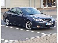 *New Shape* Saab 9-3 (93) Vector 2.0T AUTO 175 BHP, Hpi Clear, FSH like Volvo S40, S60, mazda 6