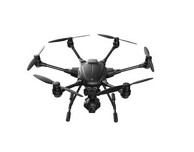 Yuneec Typhoon H YUNTYHSCUS RTF Hexacopter Drone REF with CGO3+ 4K Camera