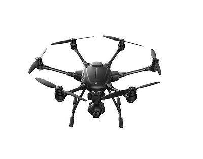 Yuneec Typhoon H RTF Hexacopter Drone with CGO3+ 4K Camera (YUNTYHSCUS-RB)