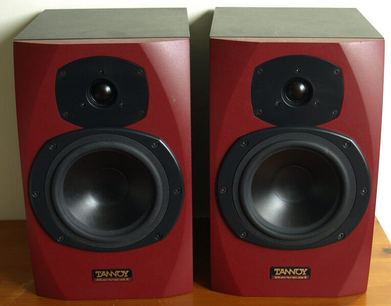 Tannoy Reveal Passive MonitorsSpeakers 65quot Pair in  : 86 from www.gumtree.com size 764 x 598 jpeg 57kB