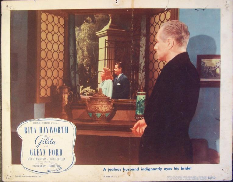 GILDA , Rita Hayworth, Glenn Ford , lc451