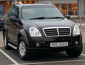 2008 Rexton II 270 Same as Mercedes ML 270 *HPI Clear, Reliable SUV Jeep* Like Shogun
