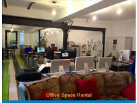 ** Gillett Street (N16) Office Space London to Let