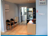 ** Alva Street (EH2) Serviced Office Space to Let