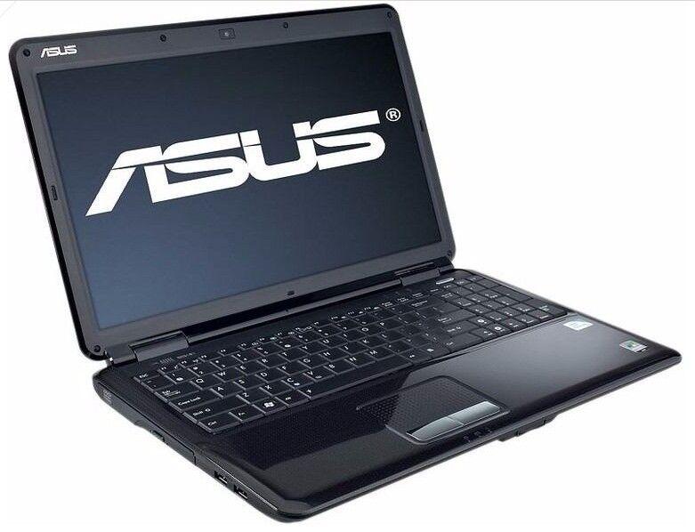 Laptop Asus K50IJ + mouse (bluetooth)