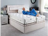 Comfomatic Double Orthopaedic Bed