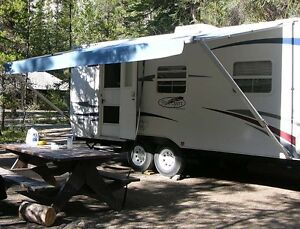 Trail Sport 22' Queen Bed Plan, package