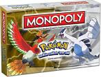 Pokemon Monopoly Johto Edition (Merchandise)