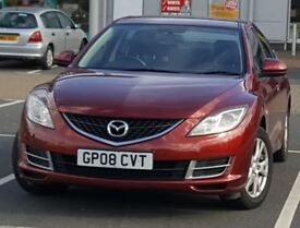 *New Model* MAZDA 6 1.8L Reliable, Beautiful, Economical like Vauxhall Insignia, Volvo S40, accord