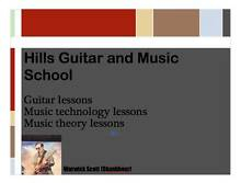 Hills Guitar and Music School Adelaide Region Preview