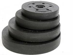 NEW PVC WEIGHT PLATES Wangara Wanneroo Area Preview