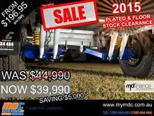 NEW MDC XT-12DB OFFROAD HYBRID CARAVAN SALE - CAMPER TRAILER PARK Balcatta Stirling Area Preview