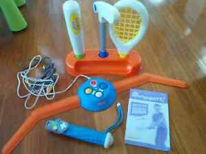 Fisher Price Smart Sports 3in1 Golf Tennis Baseball Game. RRP$100 East Brisbane Brisbane South East Preview