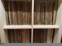 100's of Vinyl records
