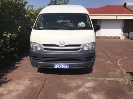 2008 Toyota Hiace Van/Minivan West Perth Perth City Area Preview