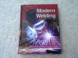 Modern Welding 11th and Blueprint Reading for Welders 8th