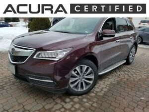 2016 Acura MDX AWD Navi | Certified Pre-Owned