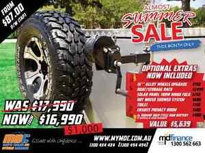 NEW OFFROAD FORWARD FOLD HARDFLOOR CAMPER TRAILER 4X4 4WD HARD Salisbury Brisbane South West Preview