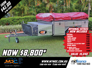 MDC - Market Direct Campers 2017 Offroad T-Box Camper Trailer Salisbury Brisbane South West Preview