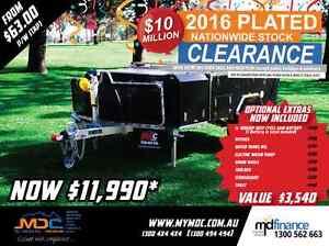 MDC EXPLORER HARDFLOOR CAMPER TRAILER Mount Louisa Townsville City Preview
