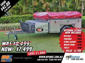 NEW MDC T-BOX CAMPER TRAILER 4X4 TENT 4WD OFFROAD SALE ROAD Mount Louisa Townsville City Preview