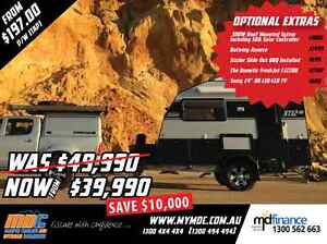 NEW MDC XT-12HR OFFROAD CARAVAN SALE - CAMPER TRAILER Campbellfield Hume Area Preview