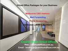 Virtual Office - Get a prestigious city address for your business Melbourne CBD Melbourne City Preview