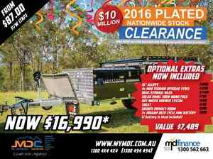NEW RELEASE 2017 MDC JACKSON FORWARD FOLD HARDFLOOR CAMPER TRAILE Mount Louisa Townsville City Preview