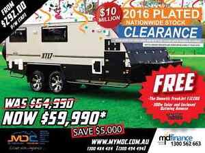MDC XT-17T Hybrid Pop Top Caravan Condell Park Bankstown Area Preview
