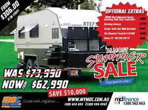 NEW MDC XT-17HRT OFFROAD CARAVAN SALE - CAMPER TRAILER PARK Balcatta Stirling Area Preview