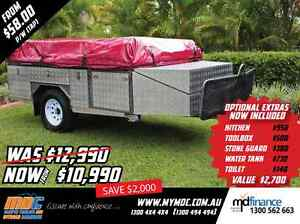 NEW MDC STEPTHROUGH CAMPER TRAILER 4X4 TENT 4WD OFFROAD SALE ROAD Balcatta Stirling Area Preview