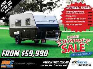 NEW MDC XT-15HR OFFROAD CARAVAN SALE Campbellfield Hume Area Preview