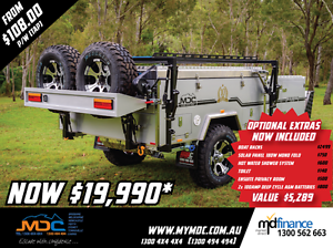 2017 MDC CRUIZER SLIDE HARDFLOOR CAMPER TRAILER Balcatta Stirling Area Preview