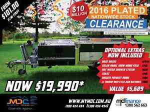 THE MDC VENTURER LT (Cape York Edition) Condell Park Bankstown Area Preview
