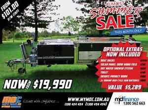 MARKET DIRECT CAMPERS MDC VENTURER CAPE YORK CAMPER TRAILER Salisbury Brisbane South West Preview