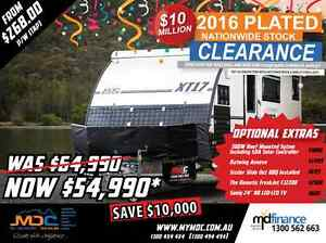 MDC XT-17 Hybrid Pop Top Caravan Campbellfield Hume Area Preview