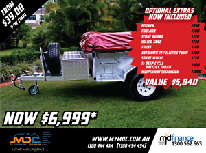2017 MDC - Market Direct Campers Gal Extreme Camper Trailer Manunda Cairns City Preview