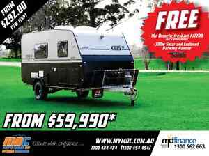 NEW RELEASE!!! XT-15HR OFFROAD CARAVAN Salisbury Brisbane South West Preview
