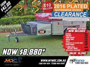 MDC - Market Direct Campers 2016 Offroad T-Box Camper Trailer Salisbury Brisbane South West Preview