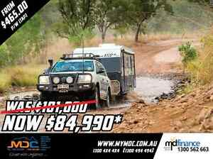 BRAND NEW 2016 MDC XT-22HRT OFFROAD CARAVAN Mount Louisa Townsville City Preview