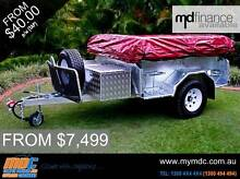 New 2016 MDC V5 'Gal Extreme' Offroad Camper trailer Coopers Plains Brisbane South West Preview