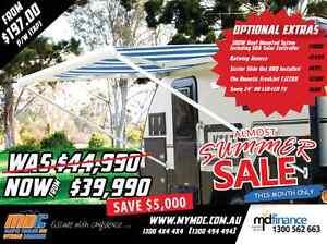 NEW MDC XT-12 OFFROAD HYBRID CARAVAN SALE - CAMPER TRAILER PARK Condell Park Bankstown Area Preview