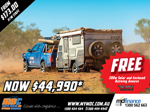 2017 MDC XT-12 HYBRID FULL OFFROAD CARAVAN Balcatta Stirling Area Preview
