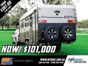 NEW MDC XT-22 OFFROAD CARAVAN SALE - CAMPER TRAILER PARK Mount Louisa Townsville City Preview