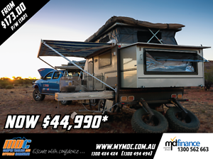 2017 MDC XT-12DB HYBRID OFFROAD CARAVAN Balcatta Stirling Area Preview