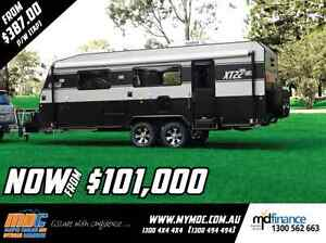 NEW MDC XT-22 OFFROAD CARAVAN SALE - CAMPER TRAILER PARK Condell Park Bankstown Area Preview