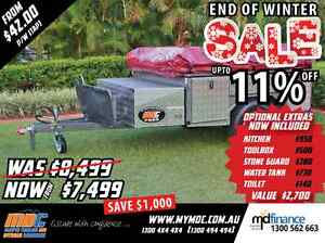 NEW MDC T-BOX CAMPER TRAILER 4X4 TENT 4WD OFFROAD SALE ROAD Campbellfield Hume Area Preview