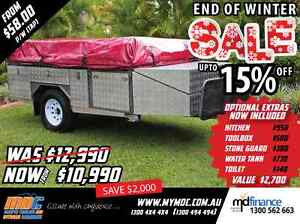 NEW MDC STEPTHROUGH CAMPER TRAILER 4X4 TENT 4WD OFFROAD SALE ROAD Campbellfield Hume Area Preview
