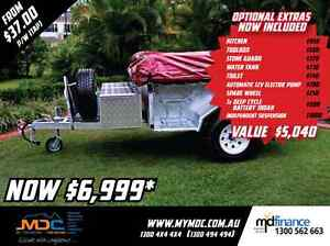 MDC - Market Direct Campers 2016 Gal Extreme Camper Trailer Salisbury Brisbane South West Preview
